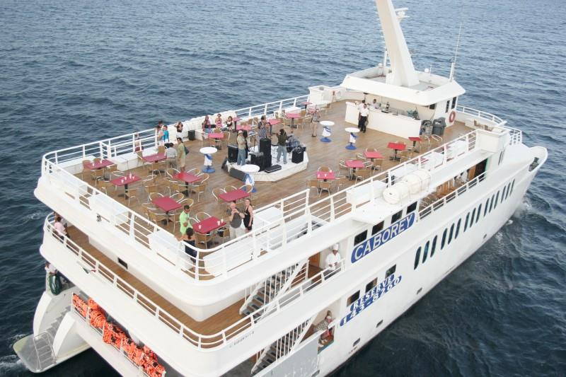 dinner cruise promotion